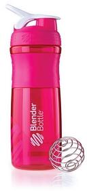 Шейкер BlenderBottle SportMixer 820 мл с шариком Pink