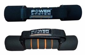 Гантели Power System Fitness Dumbell 2 шт по 1 кг