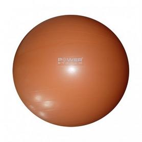 Мяч для фитнеса (фитбол) 75 см Power System Gymball оранжевый