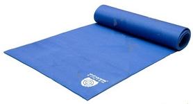 Коврик для йоги (йога-мат) Power System Fitness синий