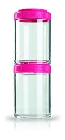 Контейнер для спортивного питания BlenderBottle GoStak 2 Pak Original 300 мл розовый