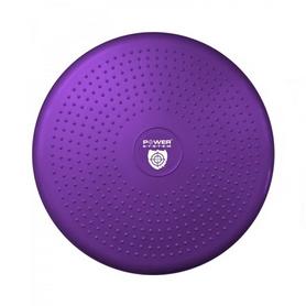 Диск балансировочный Power System Balance Pad 33 cm фиолетовый