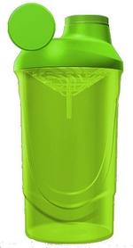 Шейкер ShakerStore Wave 600 мл зеленый