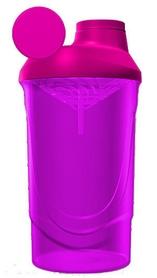 Шейкер ShakerStore Wave 600 мл розовый