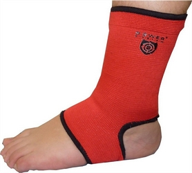 Суппорт голеностопа Power System Ankle Support Red (2 шт)