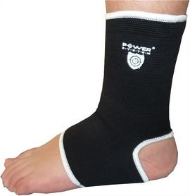 Суппорт голеностопа Power System Ankle Support Black (2 шт)