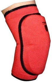Фото 1 к товару Налокотники спортивные Power System Elastic Elbow Pad Red (2 шт)