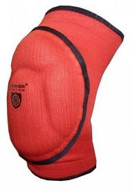Наколенники спортивные Power System Elastic Knee Pad Red