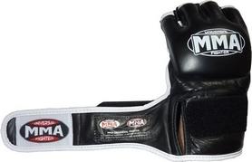 Фото 3 к товару Перчатки для MMA Power System Faito White