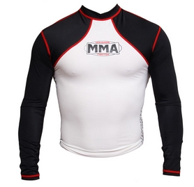 Рашгард Power System MMA Combat White