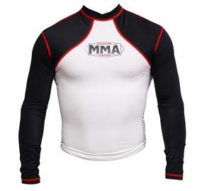 Рашгард Power System MMA Combat White