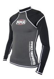 Рашгард Power System MMA Combat Grey