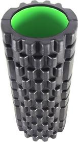 Роллер для занятия йогой массажный Power System Fitness Roller green