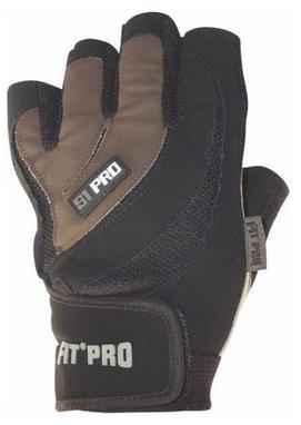 Перчатки спортивные Power System S1 Pro Black/Brown