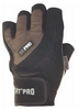 Перчатки спортивные Power System S1 Pro Black/Brown - фото 1