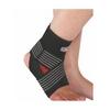 Защита для ног (голеностоп) Power System Neo Ankle Support PS-6013 Black-Red - фото 1