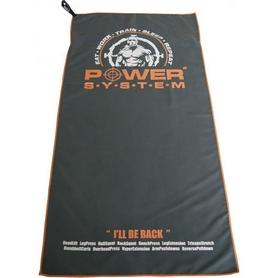 Фитнес-полотенце Power System Gym Bench Towel PS-7002 Grey
