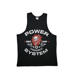 Майка Power System Boot Camp PS-8000 Black
