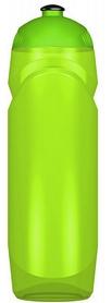 Бутылка спортивная Power System Rocket Bottle 750 мл прозрачный/зеленый