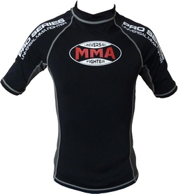 Рашгард Power System MMA Dragon Black-Grey