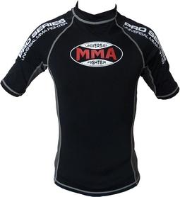 Рашгард Power System MMA Dragon Black-Grey