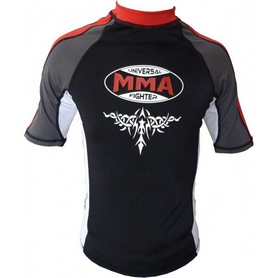 Рашгард Power System MMA Scorpio Black-Red