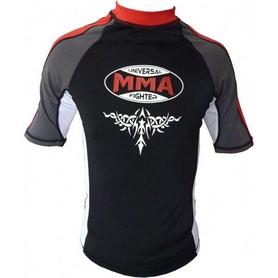 Фото 1 к товару Рашгард Power System MMA Scorpio Black-Red