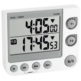 Таймер цифровой TFA 120912 с секундомером