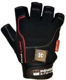 Перчатки спортивные Power System Man's Power PS-2580 Black