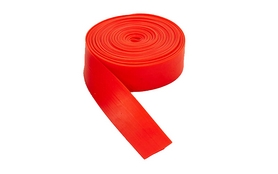 Эспандер ленточный Pro Supra Voodoo Floss Band 10 м оранжевый
