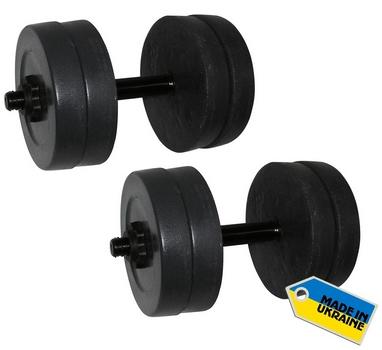 Гантели наборные Newt Rock 2 шт по 10 кг