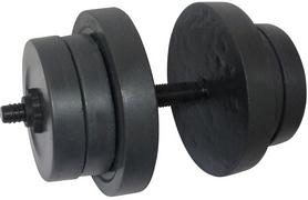 Фото 2 к товару Гантели наборные Newt Rock 2 шт по 20 кг