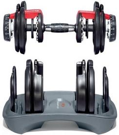 Фото 2 к товару Гантели с переменным весом Bowflex SelectTech 1asd3455 (2 шт)