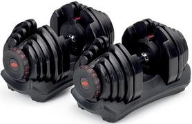Фото 2 к товару Гантели с переменным весом Bowflex SelectTech BD221k (2 шт)