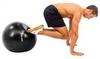 Мяч для фитнеса (фитбол) Iron Gym 65 см - фото 4