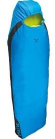 Мешок спальный (спальник) Salewa Micro 650 Quattro правый синий