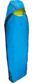 Мешок спальный (спальник) Salewa Micro 850 Quattr правый синий