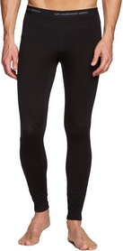 Термоштаны мужские Icebreaker Sprint Leggins Men black/monsoon