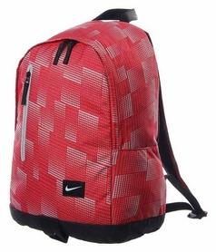 Рюкзак городской Nike All Access Halfday красный