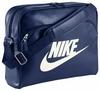 Сумка Nike Heritage Si Track Bag темно-синяя - фото 1