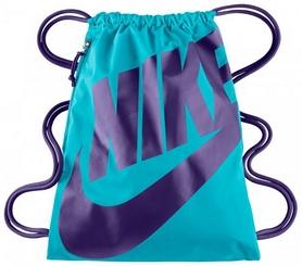 Рюкзак спортивный Nike Heritage Gymsack Purple Blue