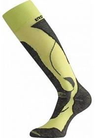 Термоноски лыжные Lasting STW желтые