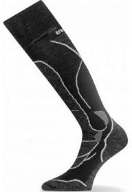 Термоноски лыжные Lasting STW серые
