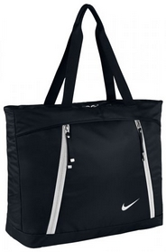 Сумка городская женская Nike Auralux Tote черная
