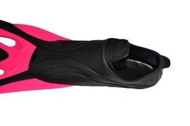 Фото 2 к товару Ласты с закрытой пяткой Dolvor F65 розовые