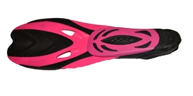 Фото 3 к товару Ласты с закрытой пяткой Dolvor F65 розовые