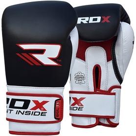 Перчатки боксерские RDX Pro Gel Black 10 Oz - уцененные*