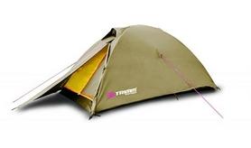 Палатка двухместная Trimm Duo sand