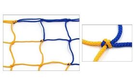 Распродажа*! Сетка-гаситель для ворот футзальная (гандбольная) UR SO-5281 Стандарт