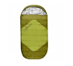 Мешок спальный (спальник) Trimm Divan 195 R kiwi green/mid правый